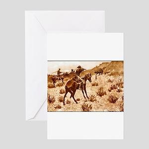 Killing a Cattle Thief, a.k.a Greeting Card