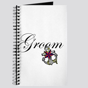 Groom Anchor Journal