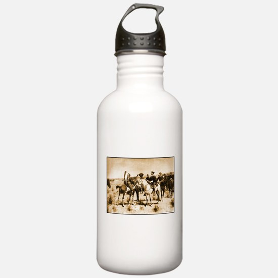 Meeting Between the Lines, a.k.a.png Water Bottle