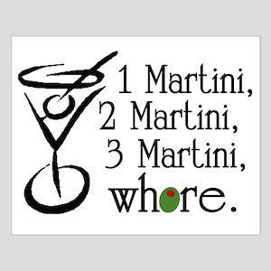 Martini Small Poster