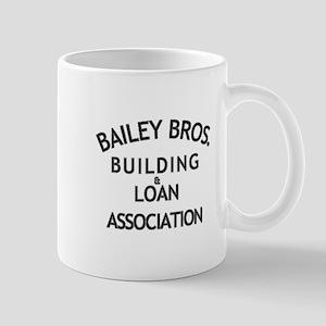 Its a Wonderful Building Loan Mug
