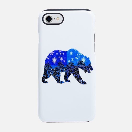 THE EARLY SNOW iPhone 7 Tough Case