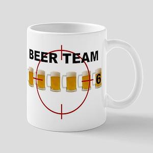 Beer Team 6 Logo Mug