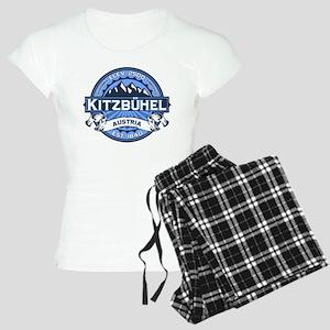 Kitzbühel Blue Women's Light Pajamas