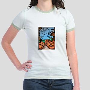 Pumpkin Patch Jr. Ringer T-Shirt