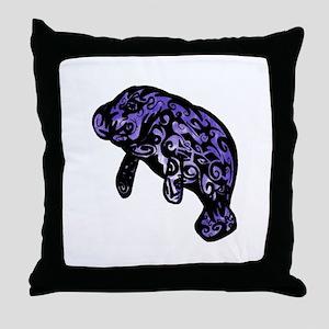 A NEWBORN Throw Pillow