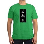 Men's Fitted T-Shirt Kelly Green