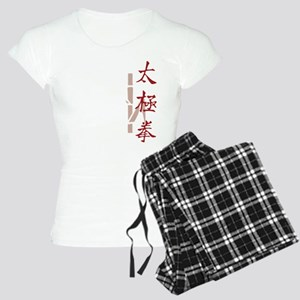 Tai Chi Chuan Women's Light Pajamas