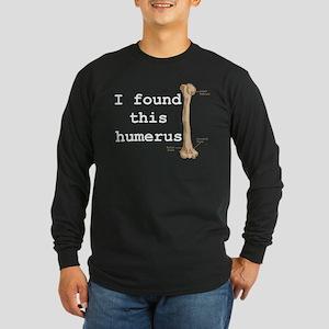 Humerus Long Sleeve Dark T-Shirt