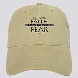 Faith and Fear Cap