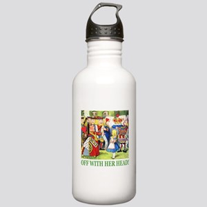 Off With Her Head! Stainless Water Bottle 1.0L