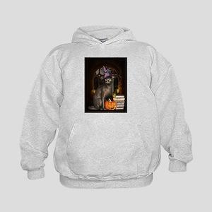 Witch Kitty Cat Sweatshirt