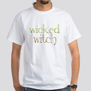 wicked witch White T-Shirt