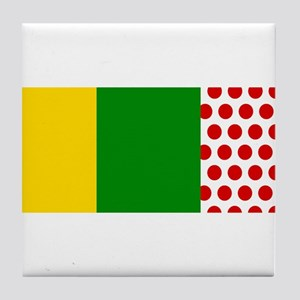 Le Tour Tile Coaster