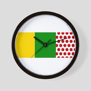 Le Tour Wall Clock
