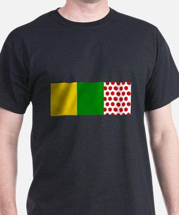 Le Tour Black T-Shirt