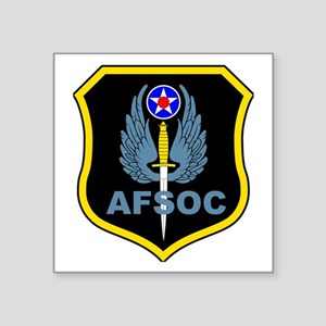 Air Force Spec Ops Cmd-shield Sticker