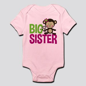 Monkey Big Sister Body Suit