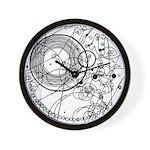 bw01 Wall Clock