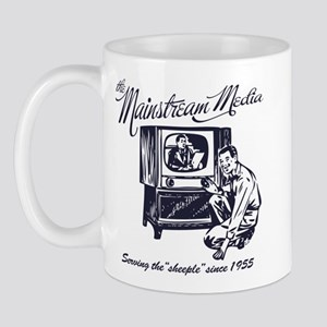 The Mainstream Media Mug