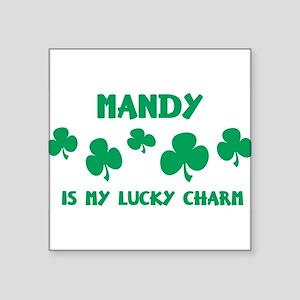 Mandy Sticker