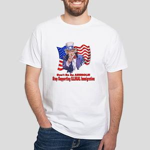 usamasshole_blk T-Shirt