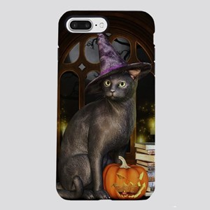 Witch Kitty Cat iPhone 7 Plus Tough Case