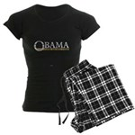 Obama One MoreTime dk Women's Dark Pajamas