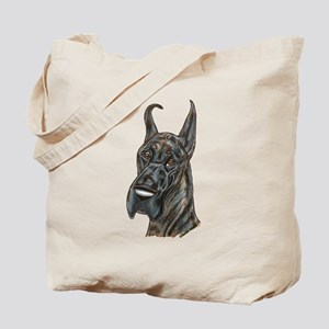 darkbrindle Tote Bag