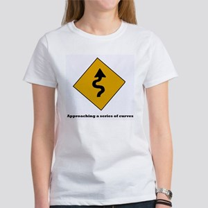Series of Curves Women's T-Shirt