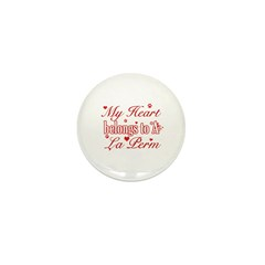 Cool Laperm Cat Breed designs Mini Button (100 pac