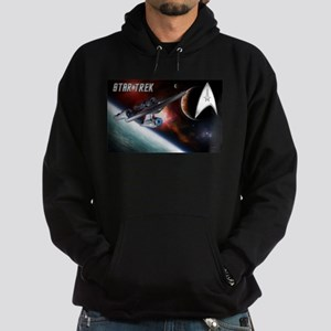 Star Trek NEW Hoodie (dark)