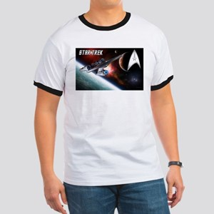 Star Trek NEW Ringer T