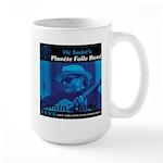 Vic Sadot Planete Folle Large Mug