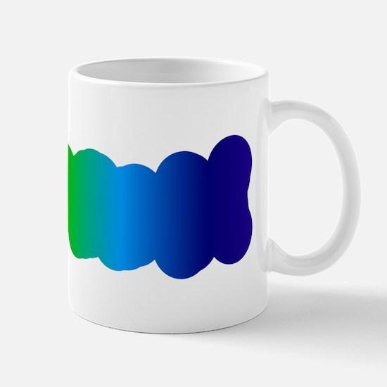 Rainbow Scrub Mug