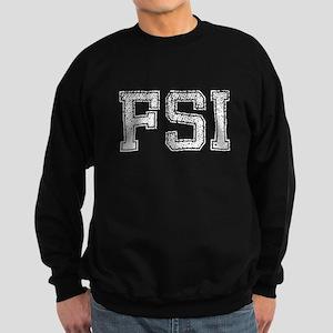 FSI, Vintage, Sweatshirt (dark)