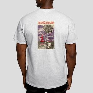 DPRK Ash Grey T-Shirt