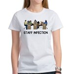 Staff Infection Women's T-Shirt