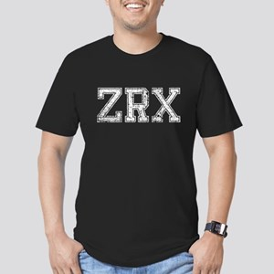 ZRX, Vintage, Men's Fitted T-Shirt (dark)