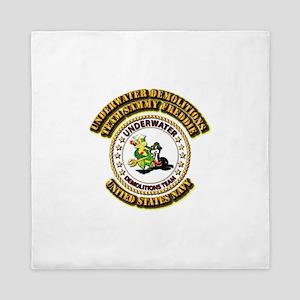 US Navy - Emblem - UDT - Sammy - Freddie Queen Duv