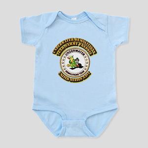 US Navy - Emblem - UDT - Sammy - Freddie Infant Bo
