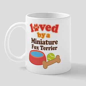 Miniature Fox Terrier Dog Gift Mug