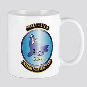 SSI - US Navy - Seal Team 2 Mug