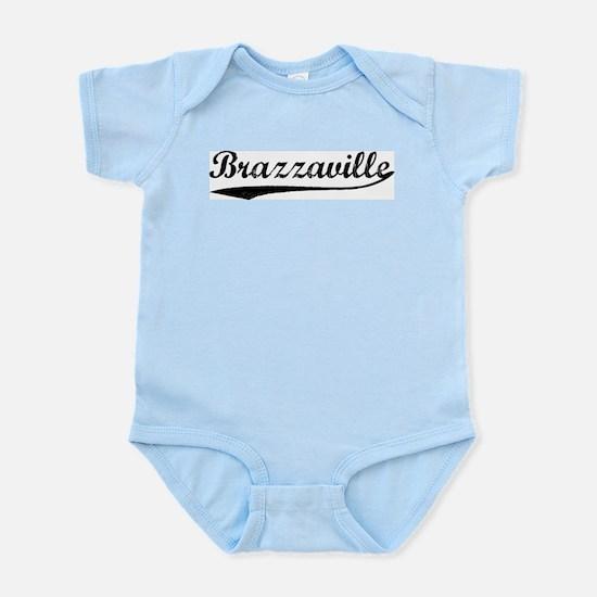 Vintage Brazzaville Infant Creeper