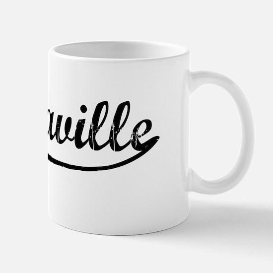Vintage Brazzaville Mug
