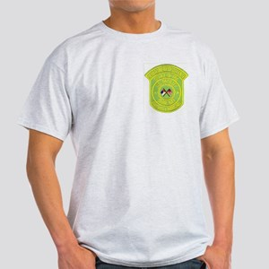 Subic Bay MP Ash Grey T-Shirt