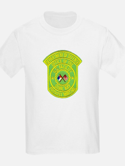 Subic Bay MP Kids T-Shirt