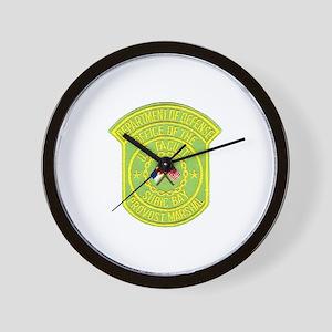 Subic Bay MP Wall Clock