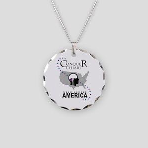 CCWAA Necklace Circle Charm