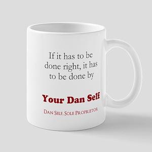 Your Dan Self basic Mug
